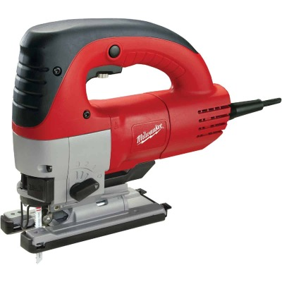 Milwaukee 6.0A 4-Position 0-3000 SPM Jig Saw Kit