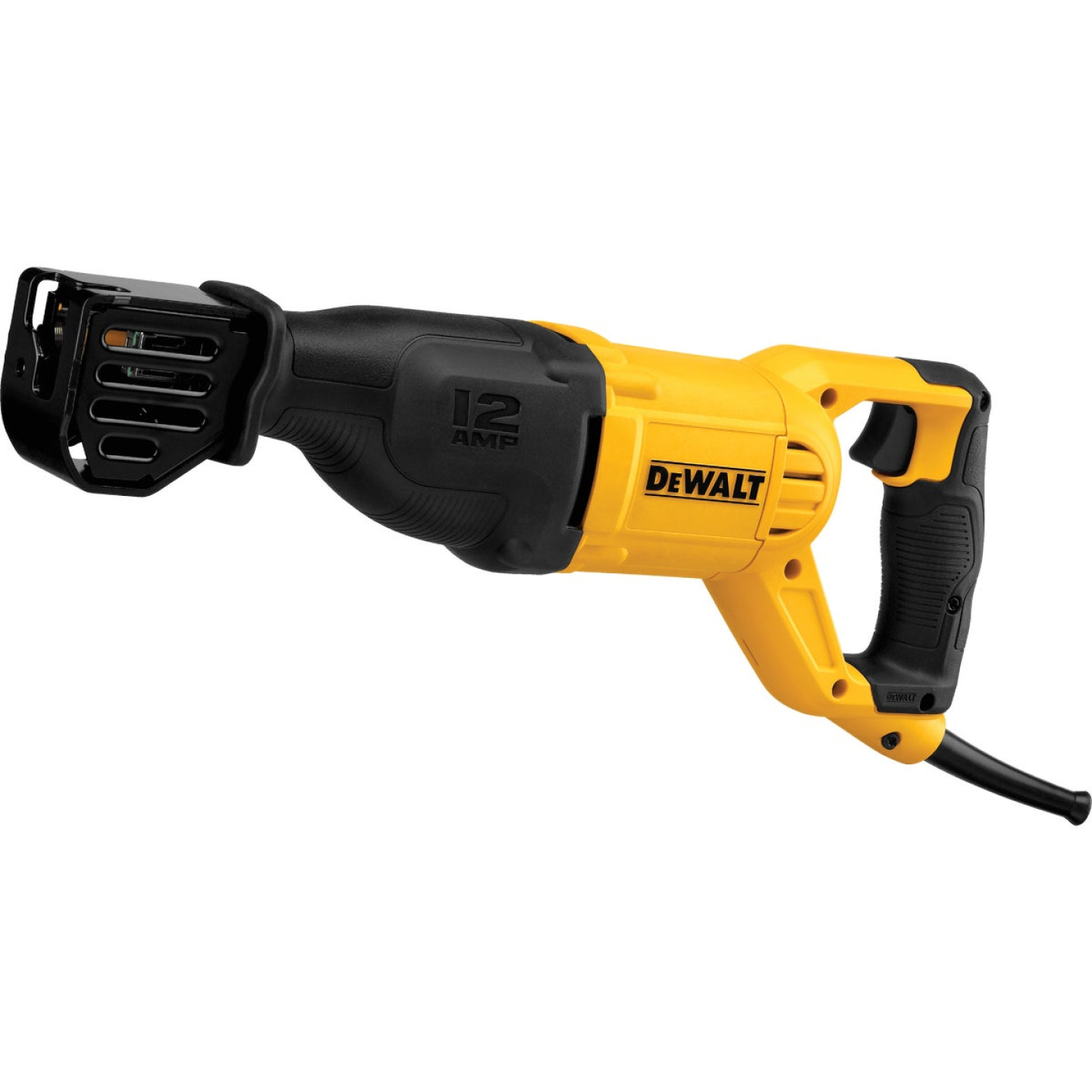 DeWalt 12-Amp Reciprocating Saw Image 9