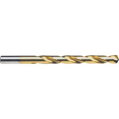 Irwin 3/8 In. x 5 In. Titanium Drill Bit