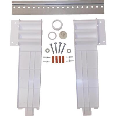 Mustee Wall Bracket Laundry Tub Hardware Kit